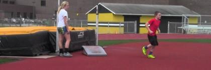 Penn Track Summer Camp runs on