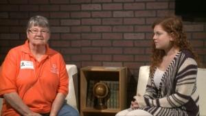 Margaret Hicks talks to PNN in studio