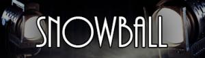 Snowball banner