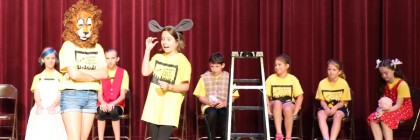 Youth penn theater camp
