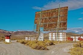 Yerington,nevada,usa,drive-in theater,leave - free image from ...